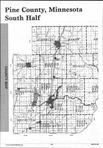 Index Map 003, Pine County 2001